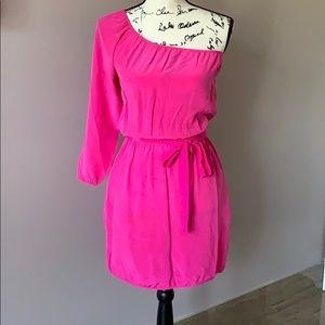 Haven 100% silk dress